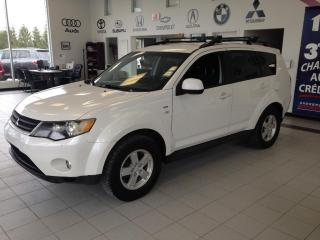 Used 2009 Mitsubishi Outlander for sale in Sherbrooke, QC