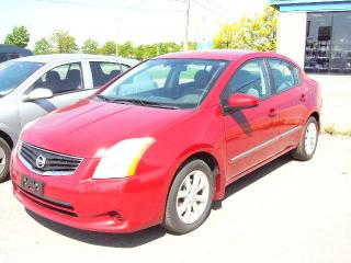 Used 2010 Nissan Sentra for sale in Georgetown, ON