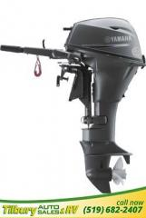 New 1000 Yamaha F20SEHA F20 Outboard Motor for sale in Tilbury, ON