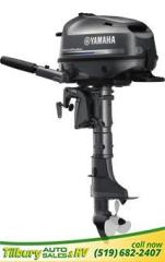 New 1000 Yamaha F6SMHA F6 OUTBOARD MOTOR! for sale in Tilbury, ON
