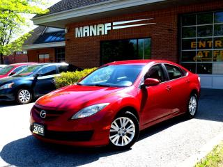 Used 2009 Mazda MX-6 AutoMatic Great Cond Trade In Car NO ACCIDENT CERT for sale in Concord, ON