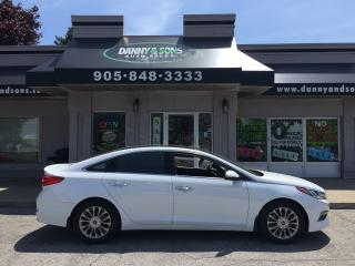 Used 2015 Hyundai Sonata 2.4L Limited for sale in Mississauga, ON