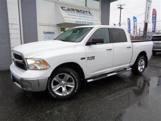 Used 2013 Dodge Ram 1500 SLT Crew 4x4, Nav, Rev Camera, Luxury Group for sale in Langley, BC