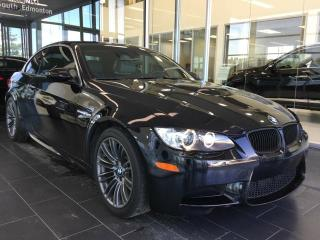 Used 2008 BMW M3 NAVI, POWER HARDTOP, ACCIDENT FREE for sale in Edmonton, AB