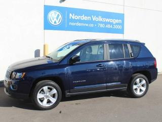 Used 2017 Jeep Compass High Altitude for sale in Edmonton, AB