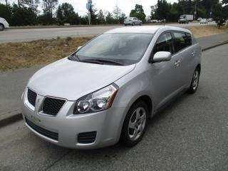 Used 2010 Pontiac Vibe for sale in Surrey, BC