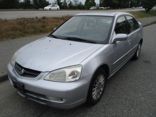 Used 2002 Acura EL Premium for sale in Surrey, BC
