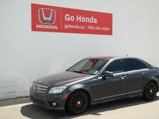 Used 2010 Mercedes-Benz C-Class C250 4Matic AWD for sale in Edmonton, AB