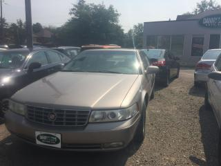 Used 2004 Cadillac Seville Touring STS for sale in Mississauga, ON