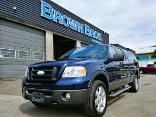 Used 2006 Ford F-150 FX4 for sale in Surrey, BC