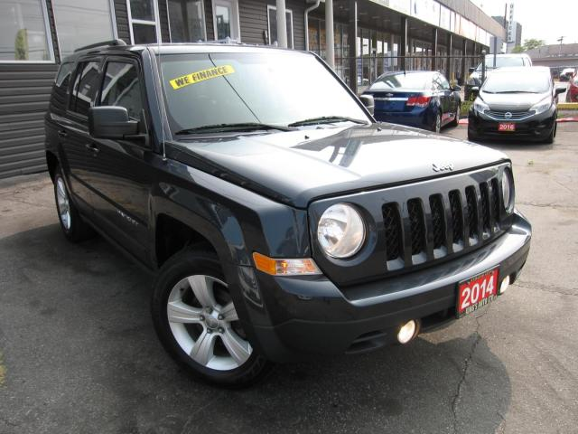 2014 Jeep Patriot Sport 4WD ACCIDENT FREE!!! HEATED SEATS, BLUETOOTH CONNECTIVITY