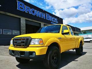 Used 2007 Ford Ranger Sport, LOCAL, for sale in Surrey, BC