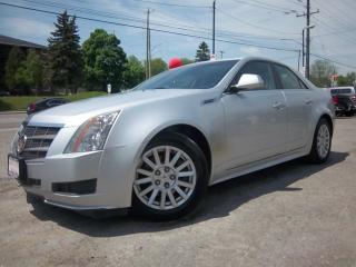 Used 2010 Cadillac CTS for sale in Whitby, ON