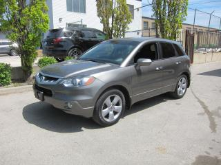 Used 2007 Acura RDX Technology Pkg for sale in Toronto, ON
