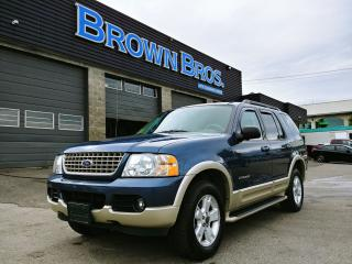 Used 2005 Ford Explorer Eddie Bauer for sale in Surrey, BC