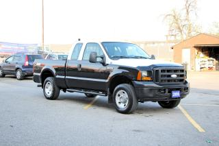 Used 2006 Ford F-250 4x4 for sale in Brampton, ON