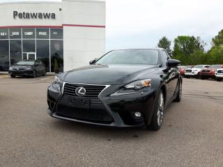 Used 2015 Lexus IS 250 AWD for sale in Ottawa, ON