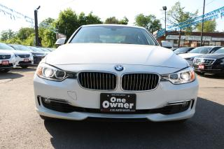 Used 2014 BMW 3 Series 328i xDrive BROWN LEATHER SUNROOF ACCIDENT FREE for sale in Brampton, ON