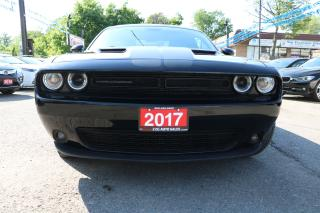 Used 2017 Dodge Challenger SXT Plus LEATHER ROOF NAVI LEATHER ACCIDENT FREE for sale in Brampton, ON
