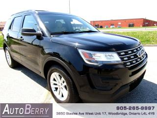 Used 2016 Ford Explorer 2.3L - EcoBoost - FWD for sale in Woodbridge, ON