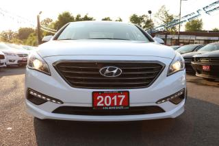 Used 2017 Hyundai Sonata 2.4L GL BACKUP CAM ACCIDENT FREEE for sale in Brampton, ON