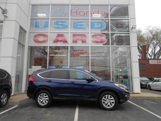 Used 2015 Honda CR-V EX AWD POWER SUNROOF & HEATED SEATS for sale in Halifax, NS