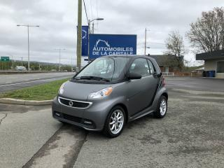 Used 2014 Smart fortwo ELECTRIQUE for sale in Chateau-richer, QC
