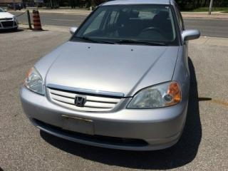 Used 2003 Honda Civic LX for sale in Scarborough, ON