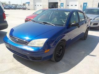 Used 2006 Ford Focus ZX4 SES for sale in Innisfil, ON