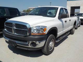 Used 2006 Dodge RAM 2500 ST for sale in Innisfil, ON