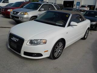 Used 2009 Audi A4 2.0T CABRIOLET for sale in Innisfil, ON