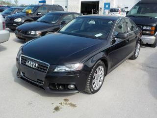 Used 2010 Audi A4 PREMIUM PLUS for sale in Innisfil, ON
