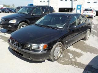 Used 2001 Volvo S60 2.4T 24T for sale in Innisfil, ON