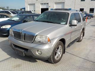 Used 2005 Lincoln Aviator for sale in Innisfil, ON