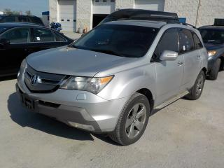 Used 2007 Acura MDX SPORT SH for sale in Innisfil, ON