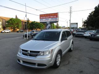 Used 2014 Dodge Journey Canada Value Pkg for sale in Toronto, ON