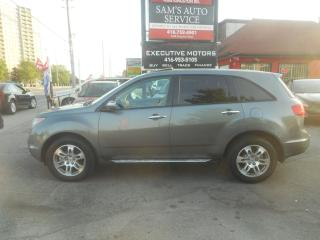 Used 2008 Acura MDX Tech pkg for sale in Scarborough, ON