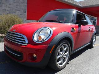 Used 2012 MINI Cooper Classic for sale in Cornwall, ON