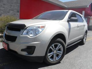Used 2011 Chevrolet Equinox LS for sale in Cornwall, ON