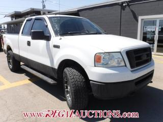 Used 2008 Ford F150 TRITON SUPERCAB 4D 4X4 for sale in Calgary, AB
