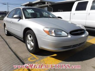 Used 2001 Ford TAURUS SE 4D SEDAN for sale in Calgary, AB