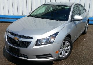 Used 2014 Chevrolet Cruze LT *BLUETOOTH* for sale in Kitchener, ON
