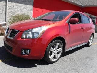 Used 2009 Pontiac Vibe Base for sale in Cornwall, ON