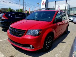 Used 2014 Dodge Grand Caravan SXT STOW N' GO BLACK TOP for sale in Blainville, QC