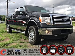 Used 2011 Ford F-150 Ford F-150 XLT 2011, RÉGULATEUR DE VITES for sale in Gatineau, QC