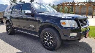 Used 2008 Ford Explorer Limited 4.6L 4WD for sale in West Kelowna, BC