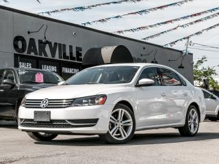 Used 2012 Volkswagen Passat 4dr Sdn 2.5L Comfortline for sale in Oakville, ON