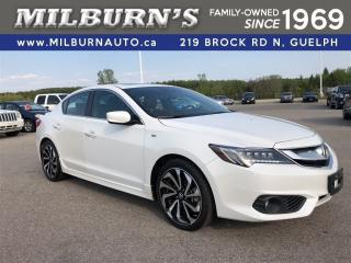 Used 2017 Acura ILX A-SPEC for sale in Guelph, ON