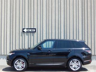 Used 2014 Land Rover Range Rover Sport V8 Supercharged for sale in Etobicoke, ON