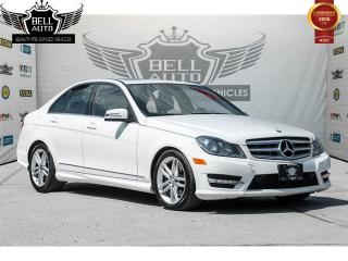 Used 2013 Mercedes-Benz C 300 4MATIC SUNROOF LEATHER BLUETOOTH ALLOY WHEELS for sale in Toronto, ON